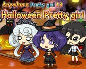 Play Halloween Pretty Girl