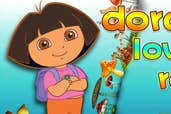 Play Dora Love Racing