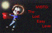 Play IWBTG: The lost easy level
