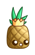 Pineapple shiny