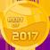 Best of 2017 award sm