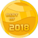 Best of 2018 medal 56
