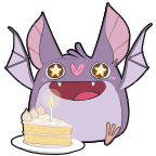 Bat bday