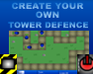 Play create your own tower defense