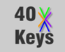 Play 40 Keys