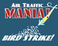 Play Air Traffic Mania: Bird Strike!