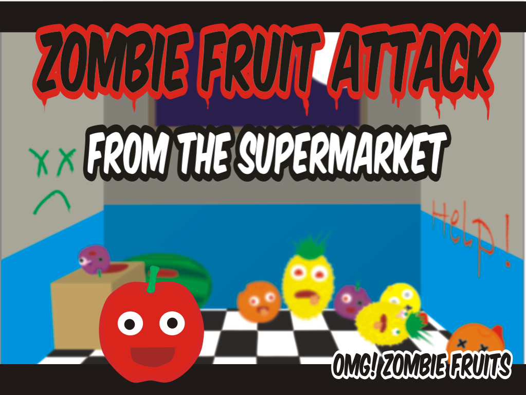 Play Zombie Fruit Attack