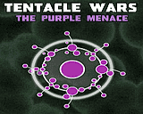 Play Tentacle Wars. The Purple Menace