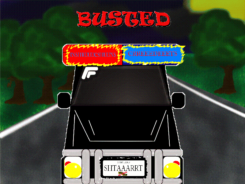 Play Busted