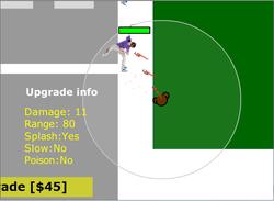 Play Tinyzorro Rage Tower Defense