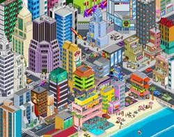 Play Pixel World Online!