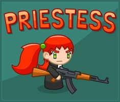 Play Priestess The Zombie Slayer