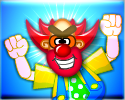 Play Ragdoll Clown!