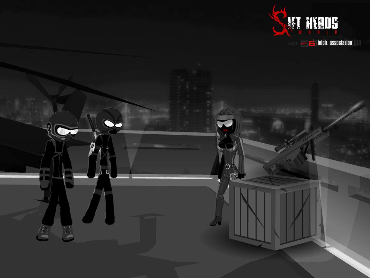 Play madness combat interactive kyes mod