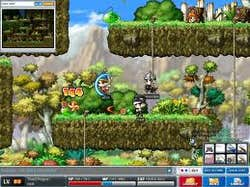Play Maple Leaf MMORPG