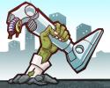 Play Robots vs Zombi