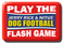Play Jerry Rice & Nitus' Dog Football