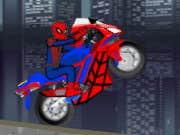 Play Spiderman Motobike