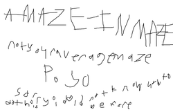 Play a MAZE-in MAZE
