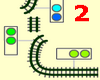 Play Railroad collapse (2)
