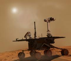 Play Mars rover
