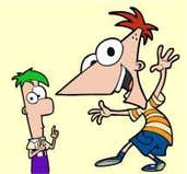 Play Phineas and Ferb Monster Hunters
