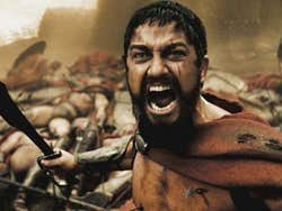 Play Spartan Defense