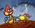Play Battle of Mushrooms