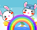 Play Rainbow Rabbit Adventure