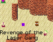Play The Laser Gang's Revenge