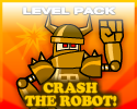 Play Crash the Robot: Explosive Edition