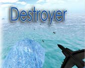 Play Destroyer-3d Plane shooting