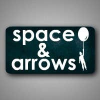 Play space and arrows