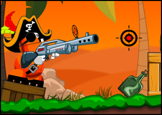 Play Alien Bottle Buccaneer