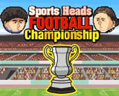 Play Sports Heads: Football Championship