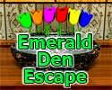 Play Emerald Den Escape