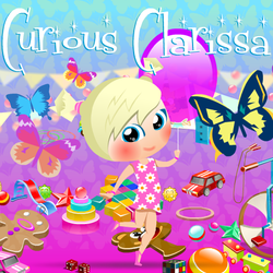 Play Curious Clarissa
