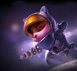 Play League of Legends: Teemo's Space Adventures