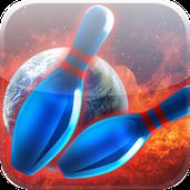 Play Galaxy Bowling 3D