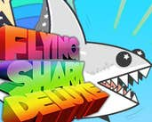 Play Flying Shark Deluxe