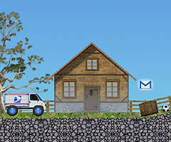 Play Mail Truck