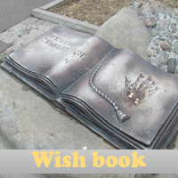 Play Wish book. Spot the Difference
