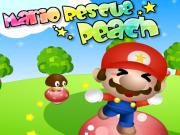 Play Mario Rescue Peach