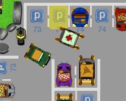 Play Caveman Parking