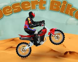 Play Desert Bike