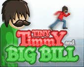 Play Tiny Timmy and Big Bill