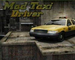 Play Mad Taxi Driver
