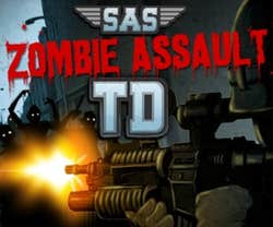 Play SAS Zombie Assault TD