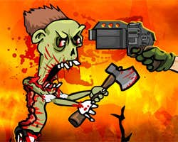 Play Mass Mayhem Zombie Apocalypse