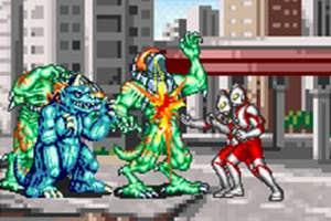 Play Invincible Ultraman